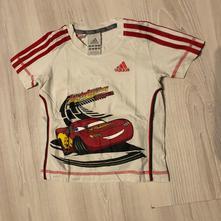 Tričko adidas cars mc queen, adidas,92