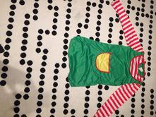 Kostým pre klaunov pre deti vo veľkosti s-m,