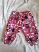Zateplené nohavice, pepco,74