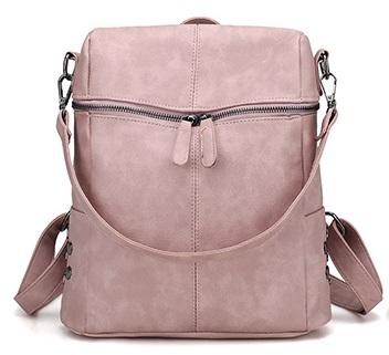 292810e1618fc Dámsky ruksak model č.13 ružový, - 23 € od predávajúcej obelixsk | Detský  bazár | ModryKonik.sk