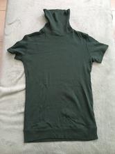 Khaki roláčik s krátkym rukávom, terranova,s