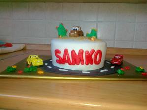 torta pre nasho drobca...k meninam
