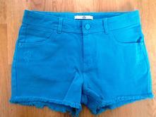 Rifľové šortky, marks & spencer,146