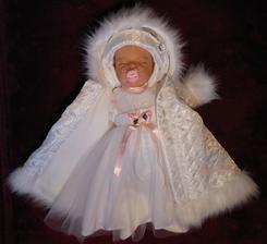 1852f5aa5b25 Pre dievčatko na krst na zimu - Album používateľky detskesaty