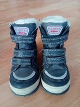 Kožené topánky na zimu, lasocki,25