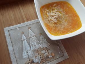 kyslá jušková polievka