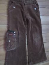 Menšestrové nohavice, 116