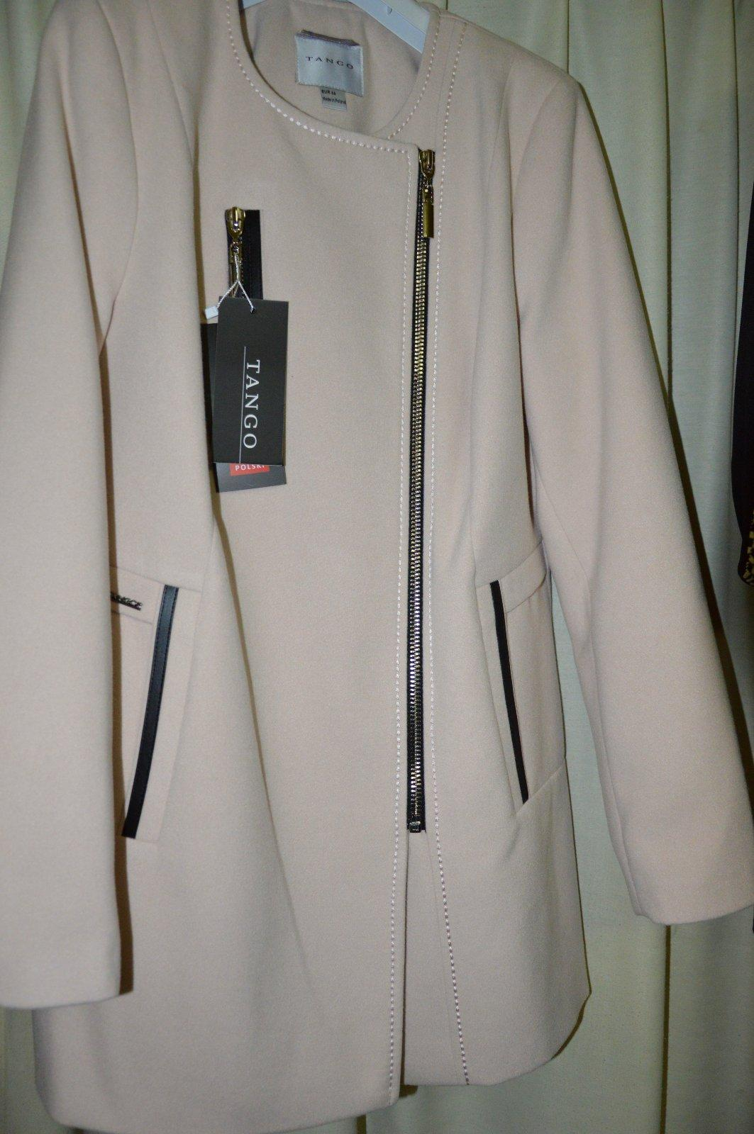 Dámsky prechodný kabát  4097192eafc