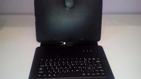 fd87f136c9a1f Puzdro na tablet s klávesnicou, huawei - 7 € od predávajúcej ...