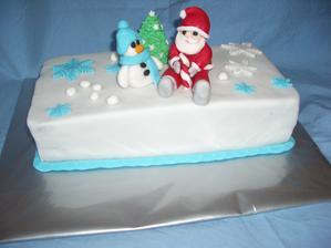 mikulášska torta