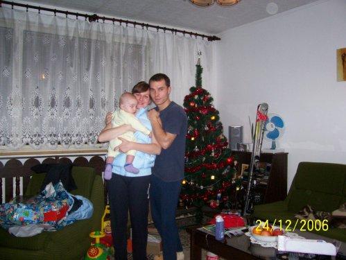 Nase prve spolocne Vianoce 2