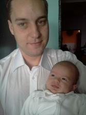 alex s krstnym tatom