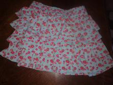 Bavlnená sukňa, okay,140