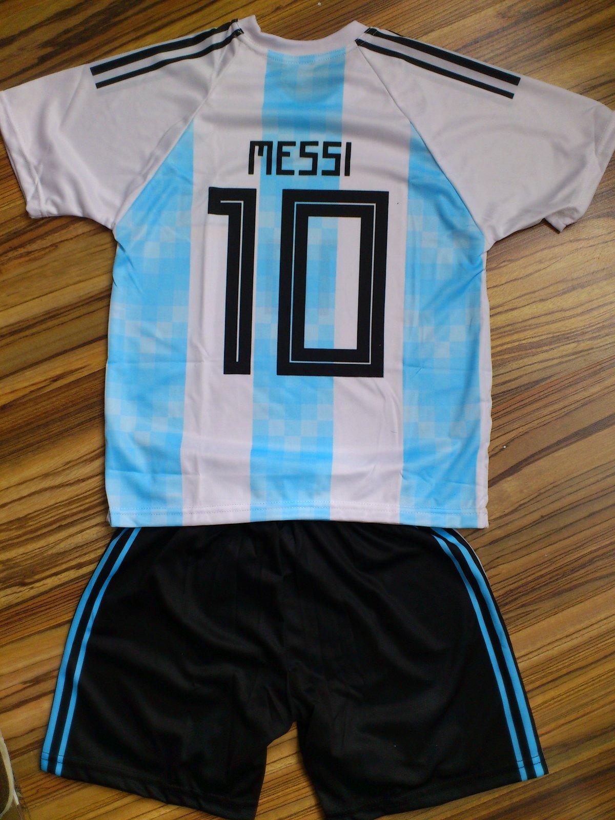 982a7cfe0 Futbalový dres messi argentína, 134 - 11 € od predávajúcej mamka5 | Detský  bazár | ModryKonik.sk