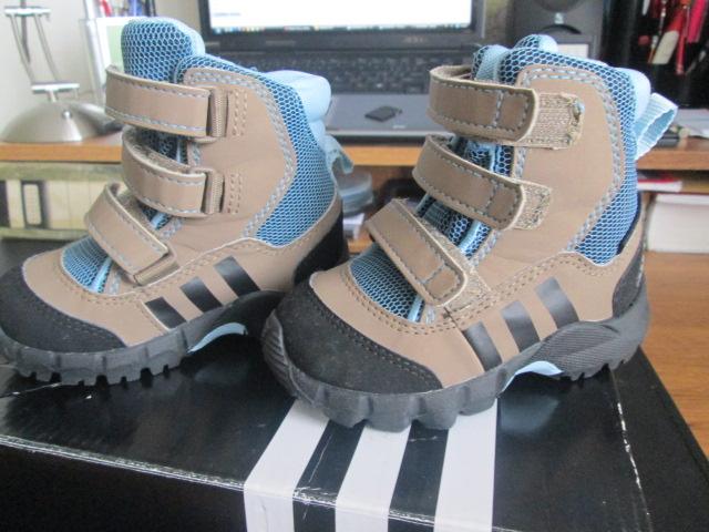 Detské čižmy adidas holtanna snow de897e2d085