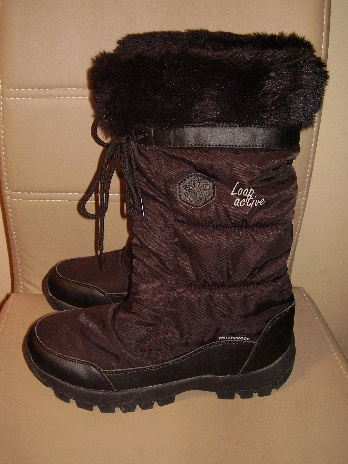 Zimné topánky - snehule (pozri veľkosť) c1116c730ed