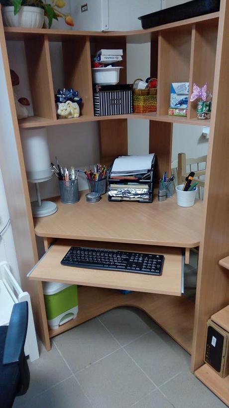 74d1061173f5e Pisaci stol, - 120 € od predávajúcej vrana33 | Detský bazár ...
