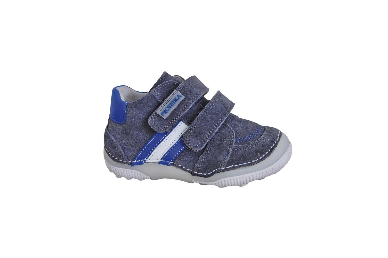 4b04e9ae169 Protetika flexi topánky maty grey veľ. 19-26