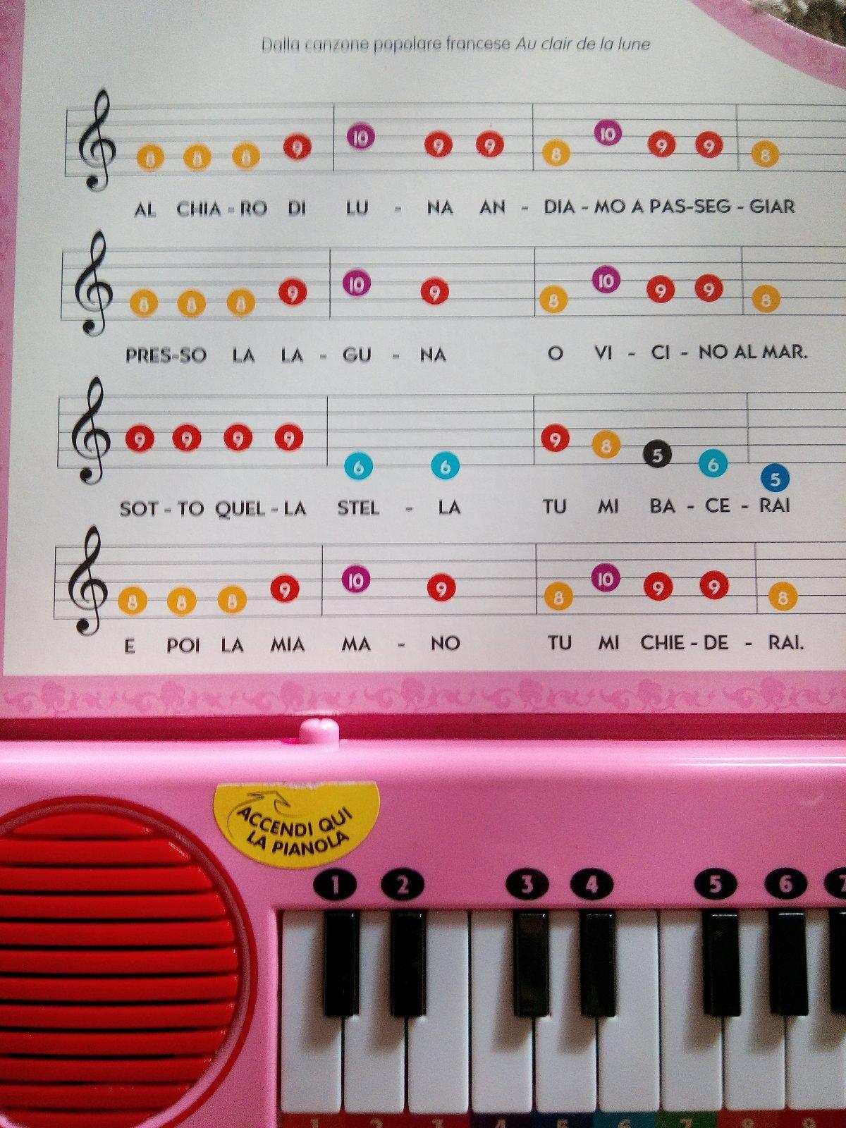 M 225 Te Noty Na Detsk 233 Piano