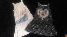 Dievčenské šaty 122/128, h&m,122
