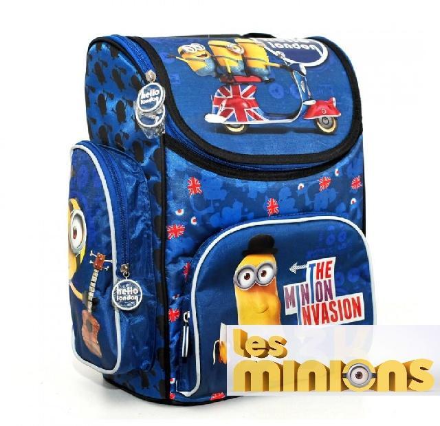 92768aa08a Školská taška aktovka minions mimoni