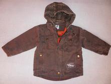 Prechodná bunda, palomino,98