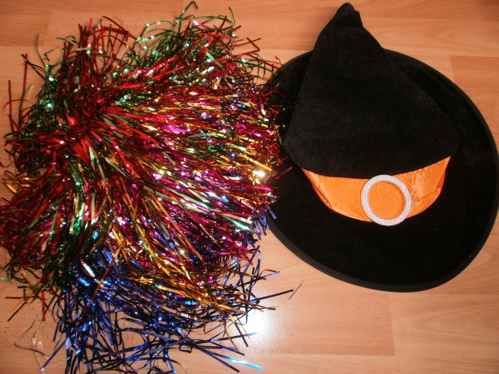 732b4e9d9 Čarodejnícky klobúk, - 2 € od predávajúcej bubuliatkova | Detský bazár |  ModryKonik.sk