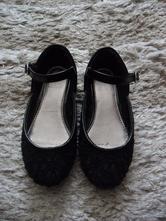 Dievčenské trblietavé topánky, f&f,27