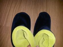 Protišmykové papučky ponožky 1x použité, c&a,30