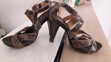 Elegantné letne sandále, 37