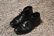 Zimné kožené topánky, 43