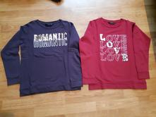 2xhrubšie tričko, f&f,164