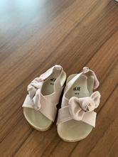 Sandálky detske, h&m,18