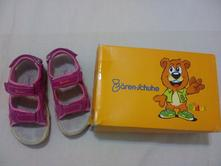 Kvalitné sandálky, bären-schuhe,27