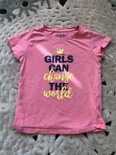 Ružové tričko s nápisom, reserved,98