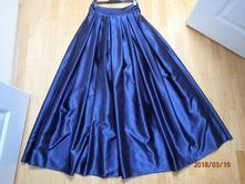 Dlhá saténová spoločenská sukňa 1x oblečená 250d8c30f79