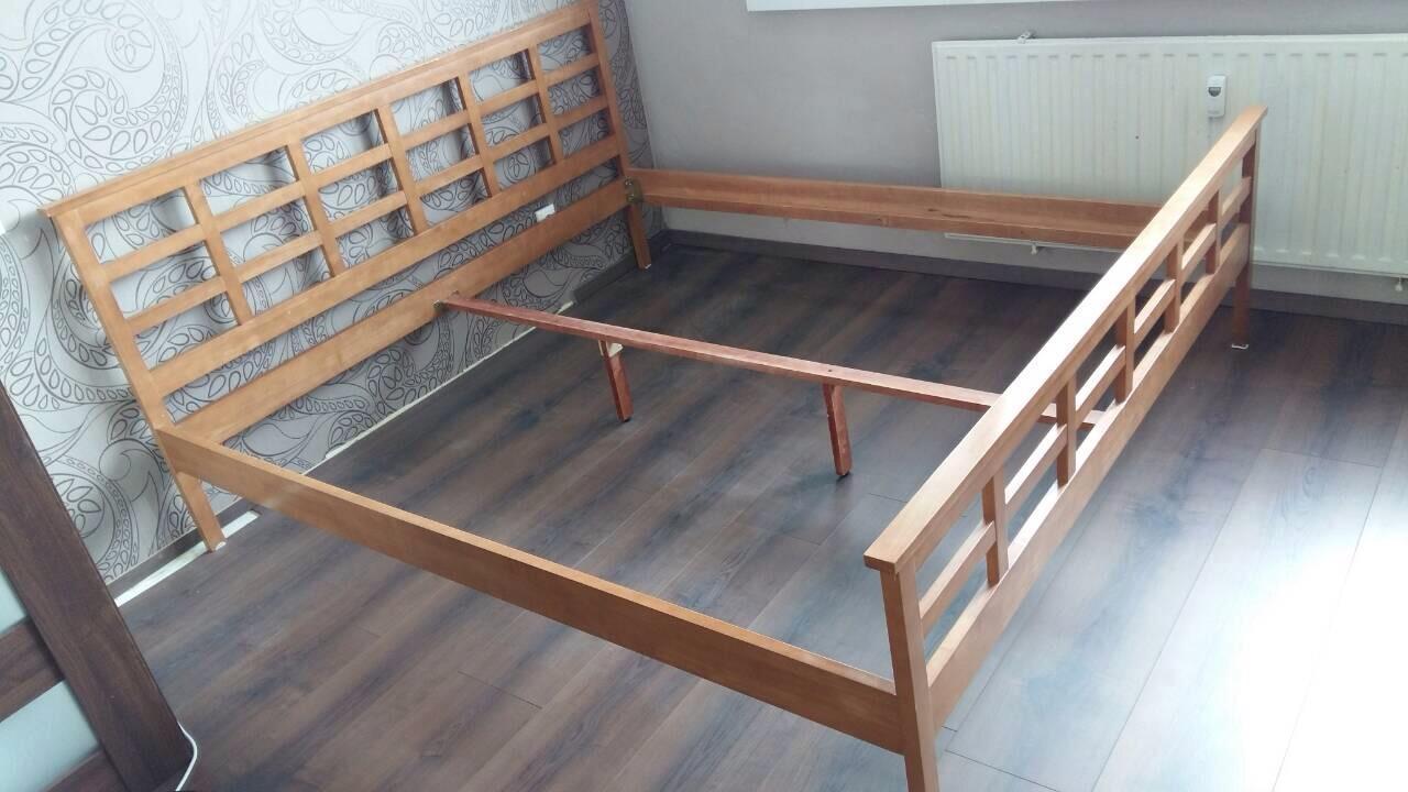 c33a65fef45fe Manželská postel rám, - 45 € od predávajúcej lucyen | Detský bazár |  ModryKonik.sk