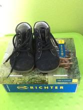 Topánky richter, veľ. 20, richter,20