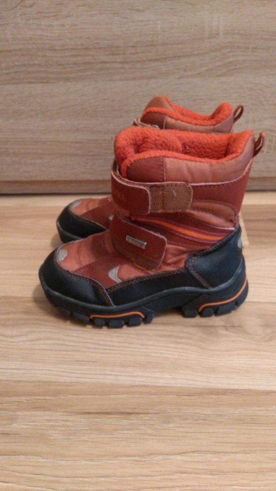 7cc6939cc3 Predám zateplené zimné topánky