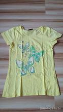 Balík dievčenských tričiek 146/152, takko,146