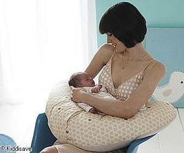 Vankusik na kojenie Cossatto