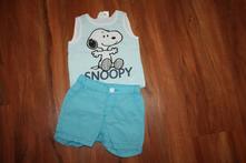 Snoopy supravicka, h&m,68