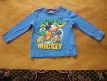 Chlapčenské tričko, disney,92
