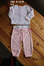 Suprava tričko a nohavice, f&f,80