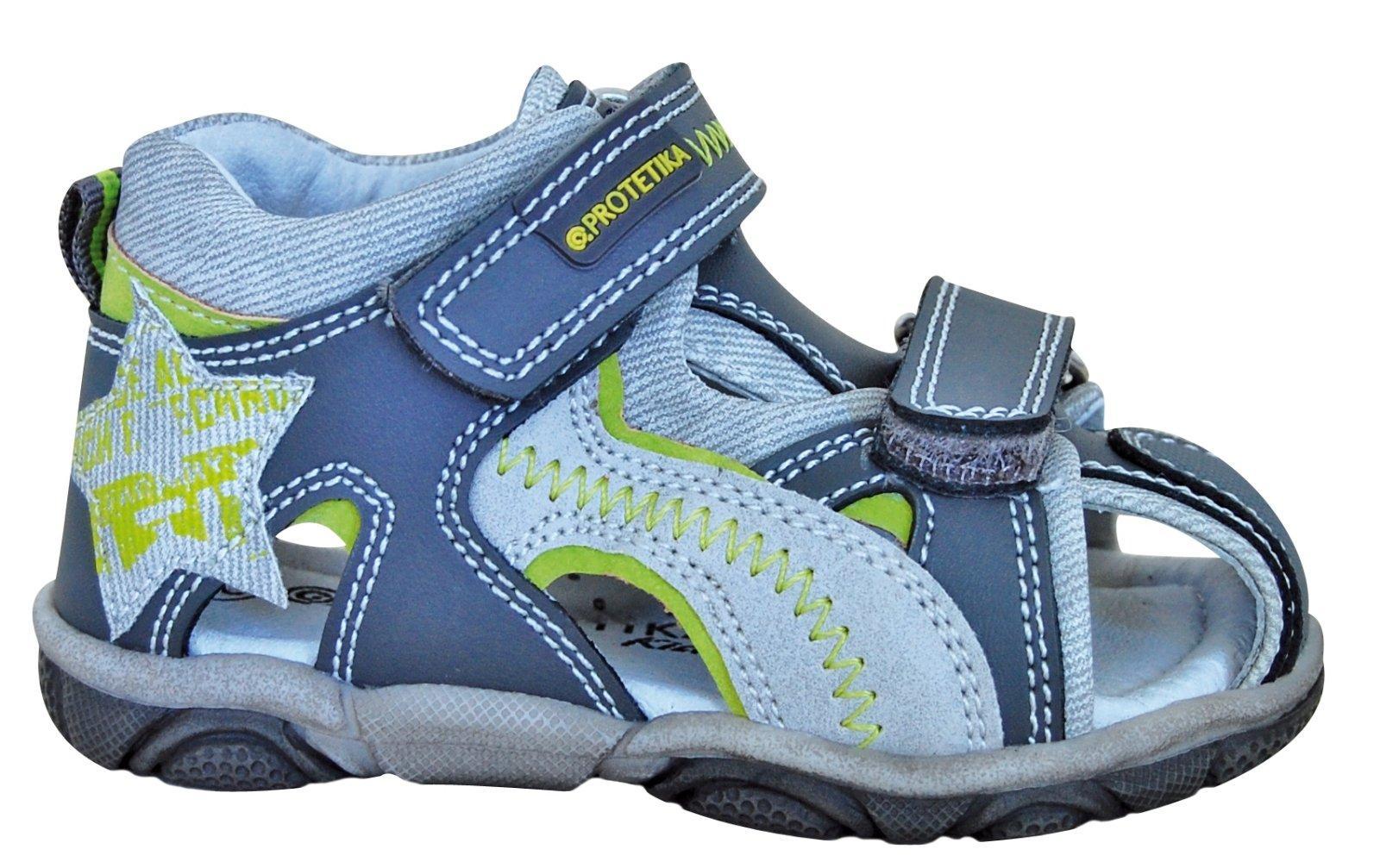 e68ccd678 Letné sandálky leros - skladom, protetika,22 / 25 - 23,90 € od predávajúcej  obuvprotetika   Detský bazár   ModryKonik.sk