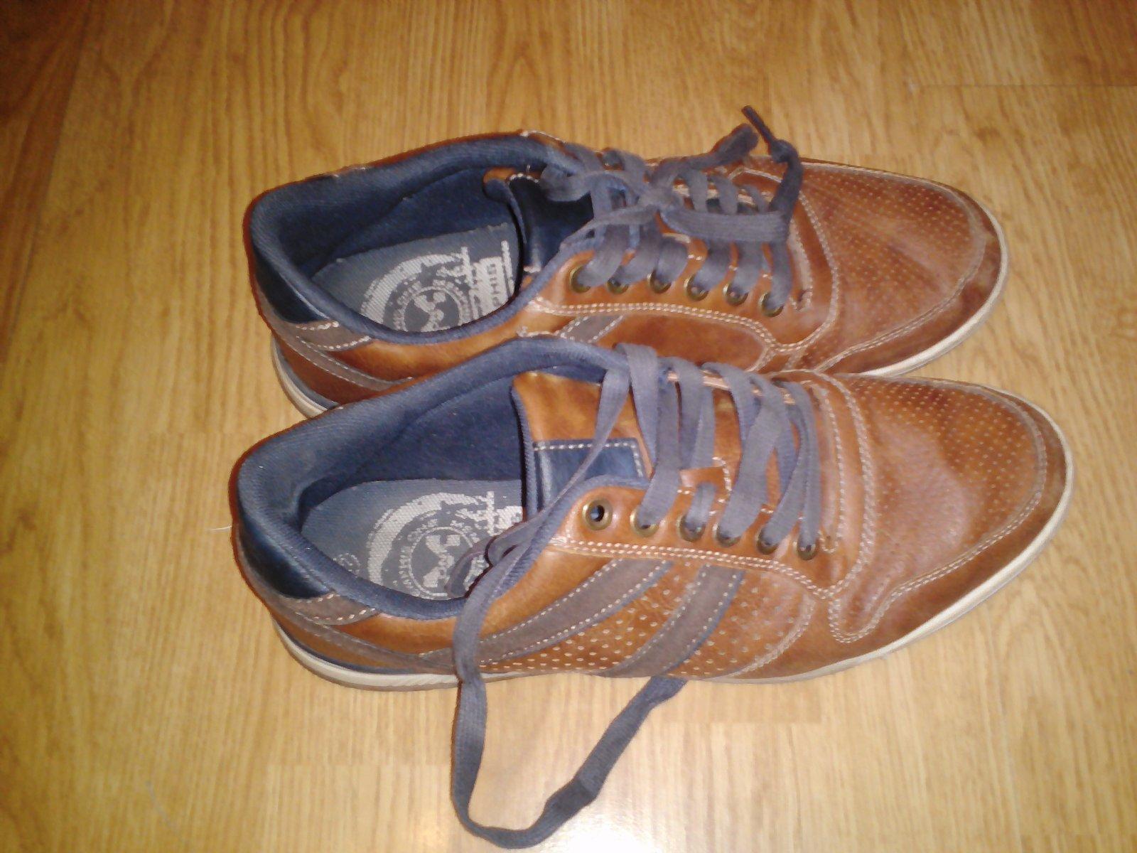 ffedfd42c Pánske topánky, deichmann,42 - 8 € od predávajúcej lenmaroli | Detský bazár  | ModryKonik.sk