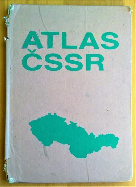 Atlas čssr,