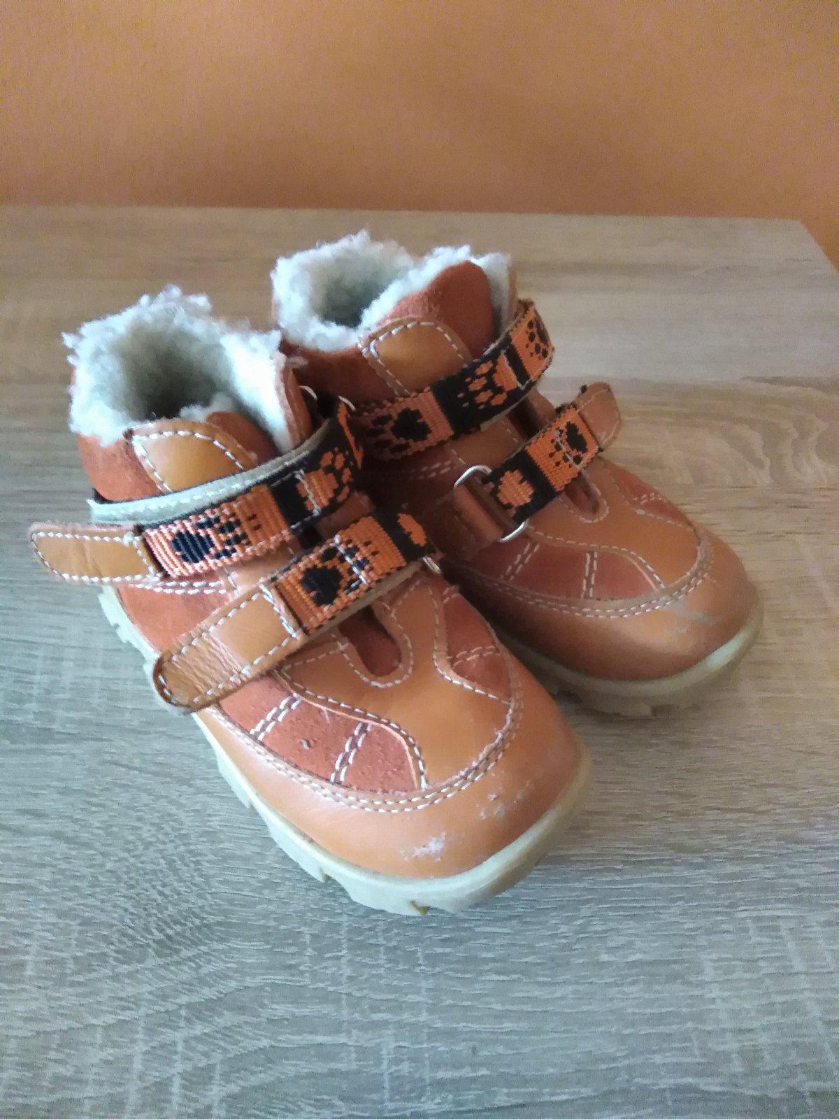 Zateplene topánky da468c5ded0