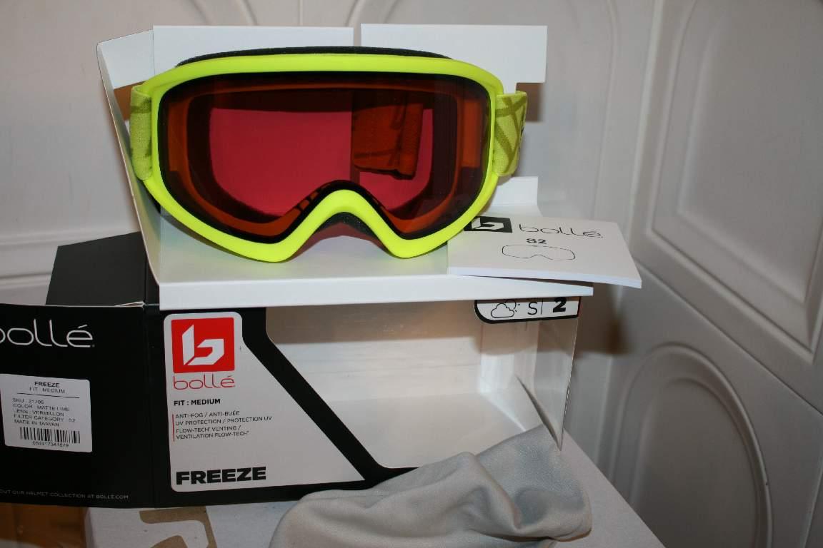 54b114eac Lyžiarske okuliare bolle lime, - 29 € od predávajúcej jarmila79 | Detský  bazár | ModryKonik.sk