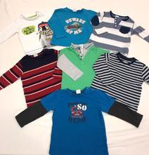 Detské tričká, s.oliver,80